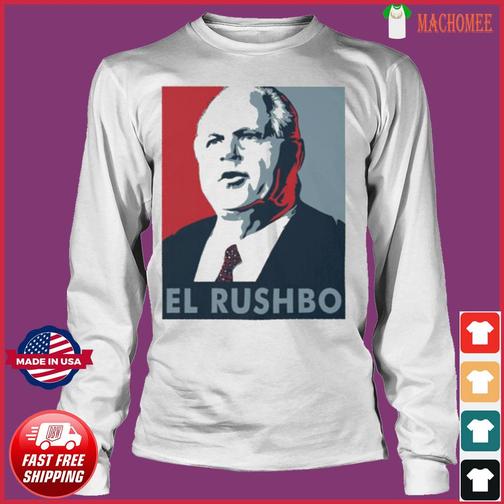 El Rushbo Unisex T-s Long Sleeve
