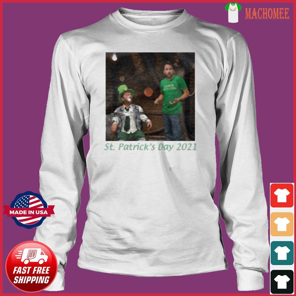 St. Patrick's Day 2021 Tee Shirt Long Sleeve
