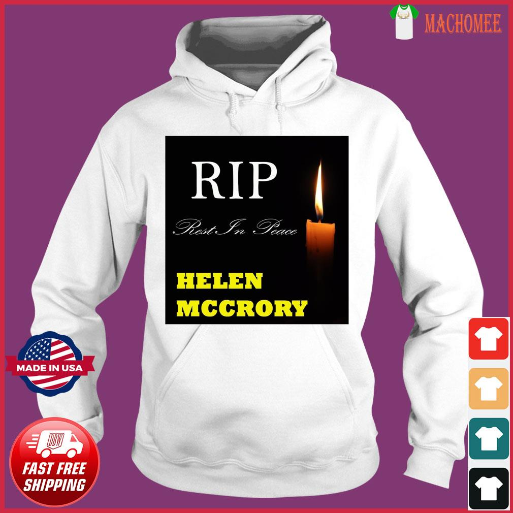 Official RIP Helen McCrory Rest In Peace Shirt Hoodie