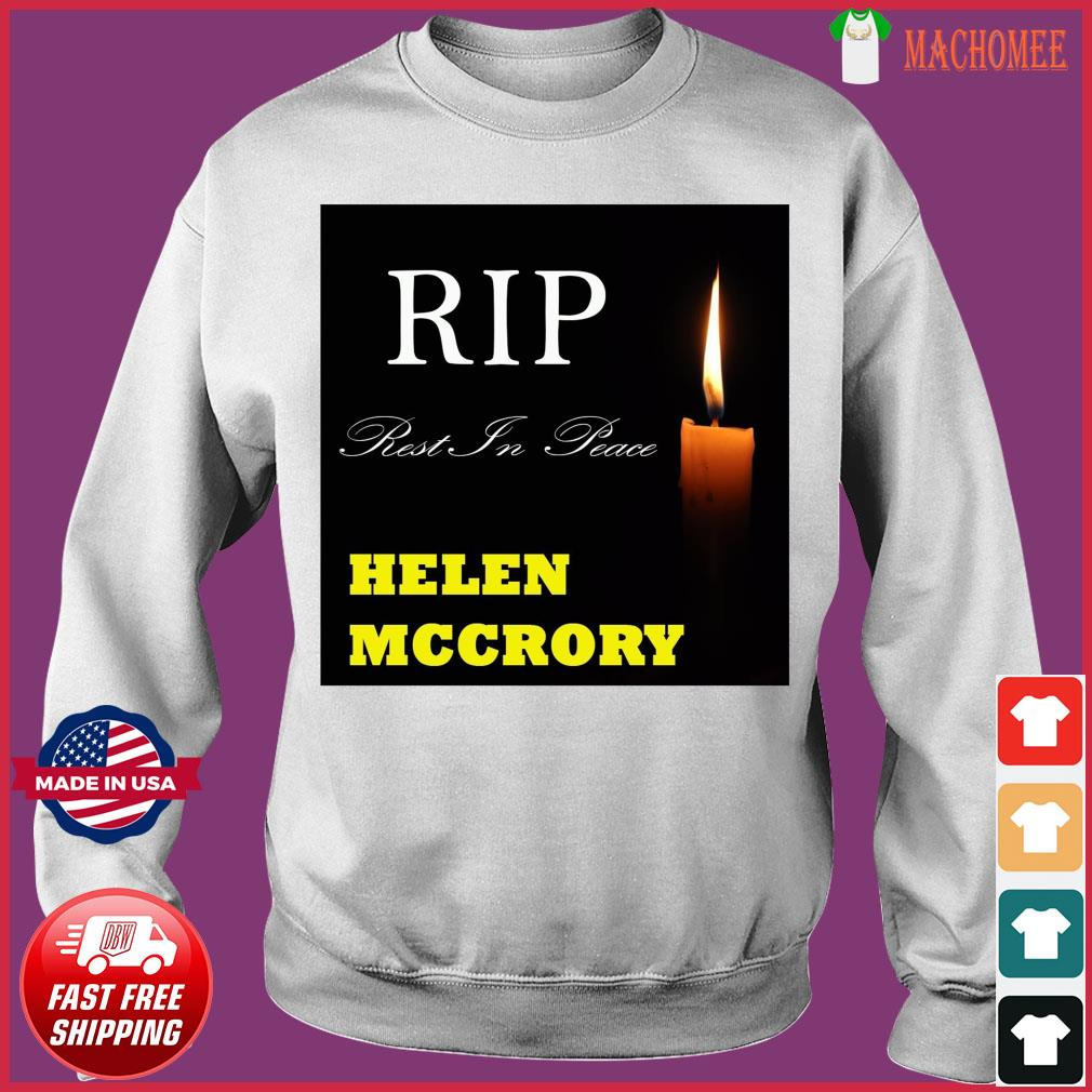 Official RIP Helen McCrory Rest In Peace Shirt Sweater