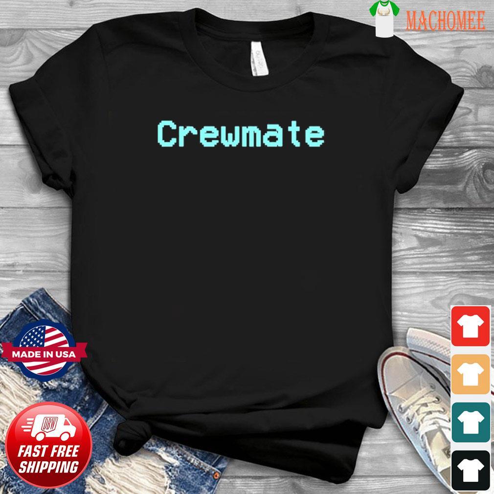 Among Us Crewmate Crew Mate Impostor Imposter Video Game Shirt