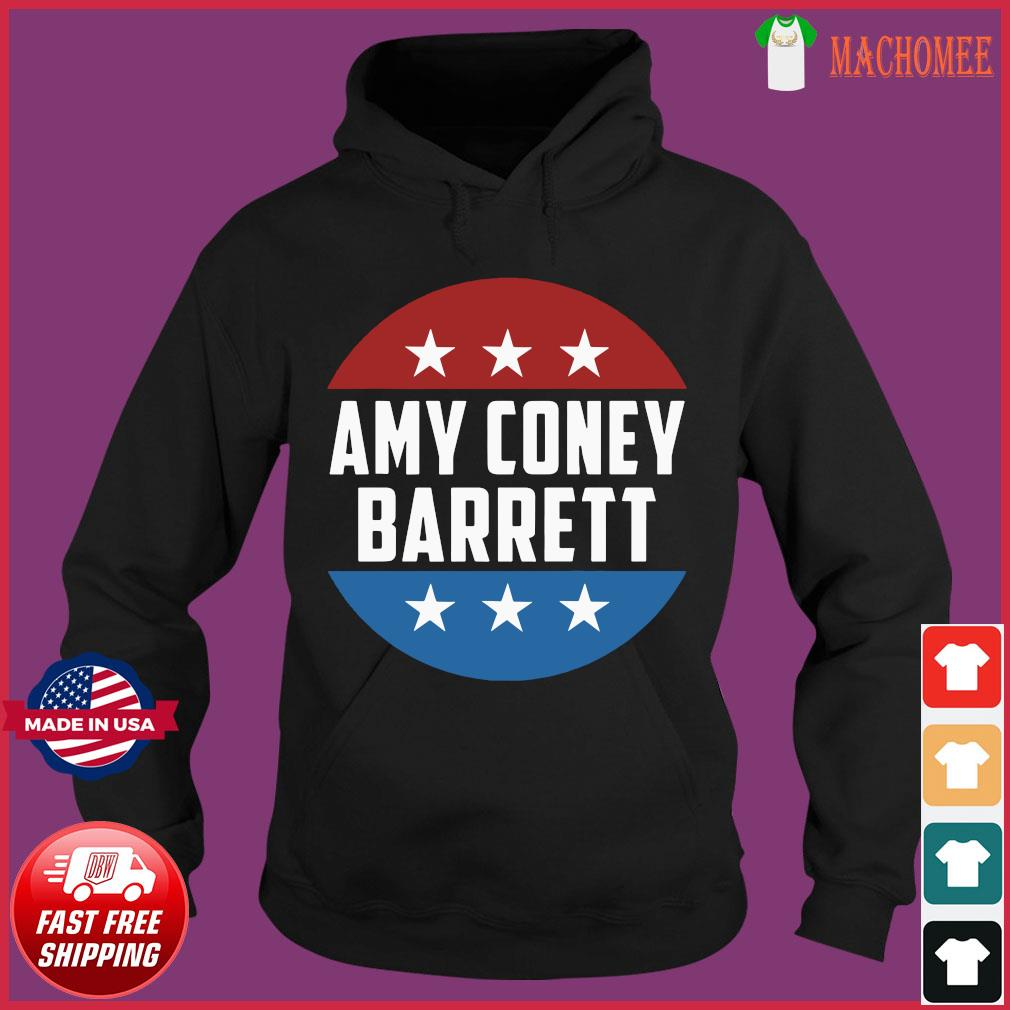 Confirm Amy Coney For SCOTUS 2020 Amy Barrett Fill That Seat Shirt Hoodie