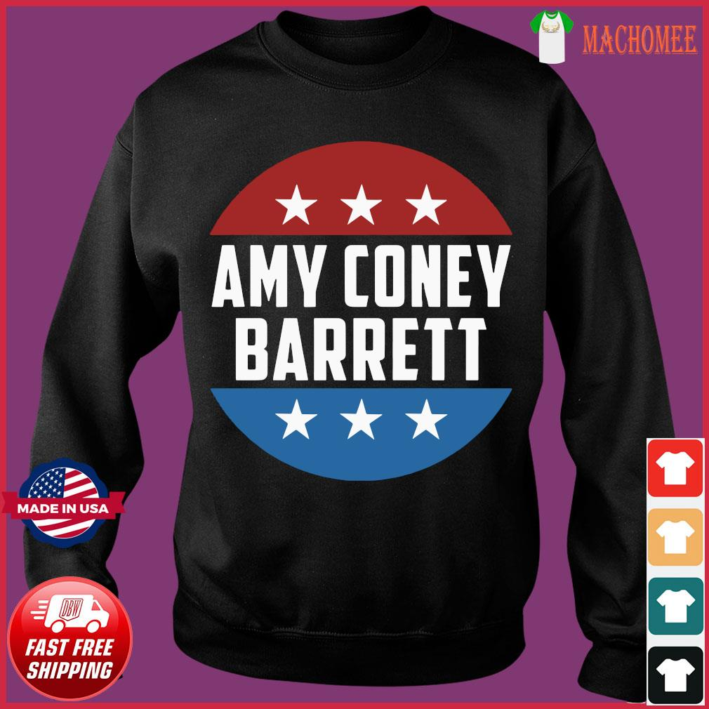 Confirm Amy Coney For SCOTUS 2020 Amy Barrett Fill That Seat Shirt Sweater