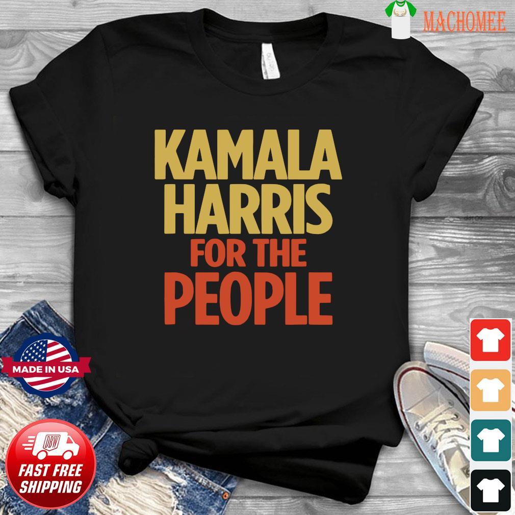 Kamala Harris For The People Tshirt 2020 President shirt