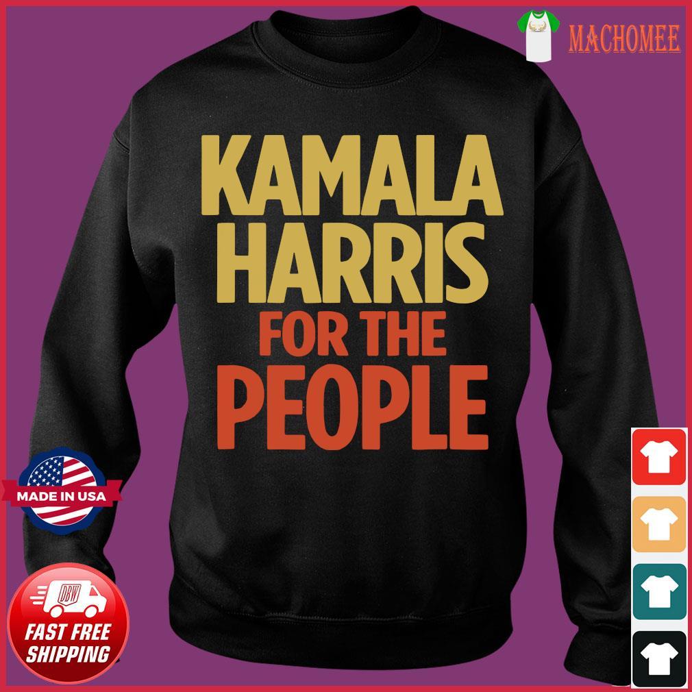Kamala Harris For The People Tshirt 2020 President s Sweater