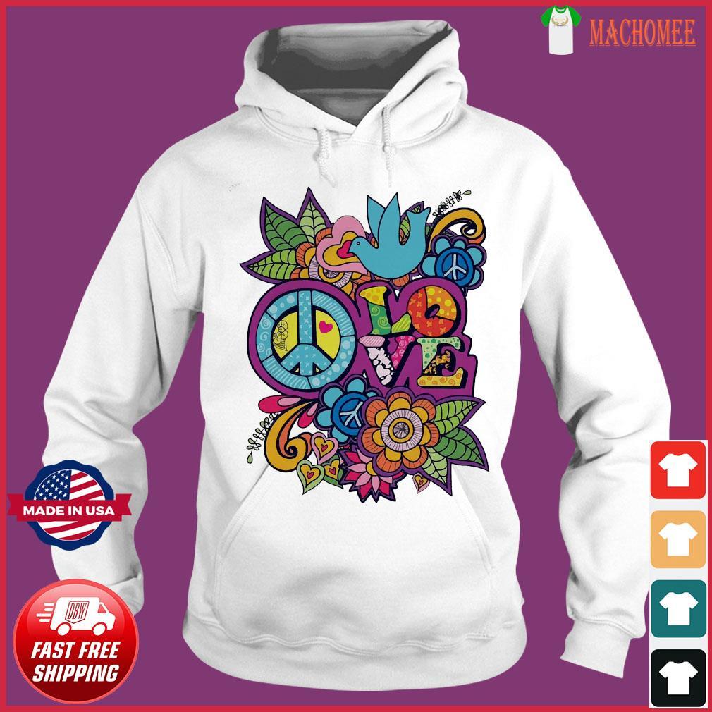 Love Shirt Hoodie