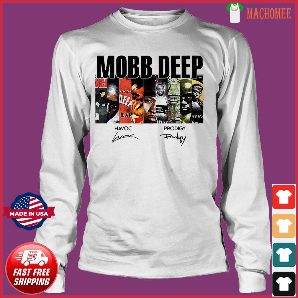 Mobb Deep Signature Shirt Long Sleeve