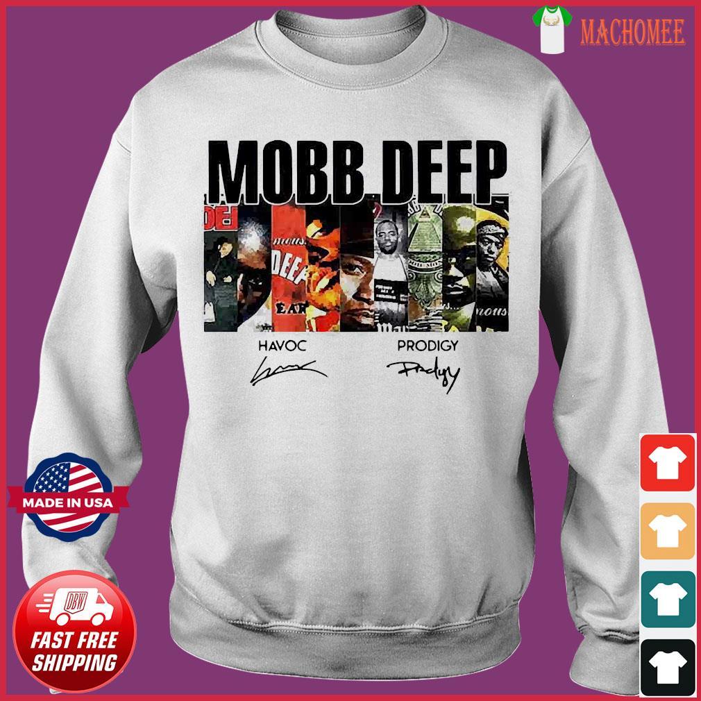 Mobb Deep Signature Shirt Sweater