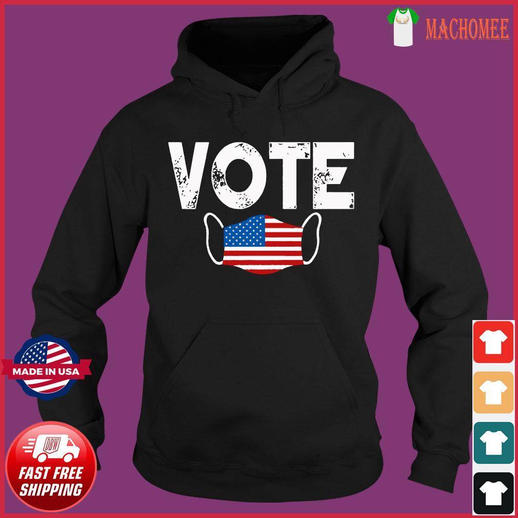 Vote Election Retro Vintage Anti Trump 2020 Election Shirt Hoodie