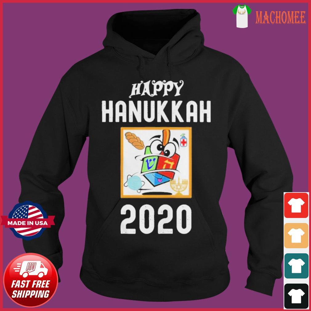 Happy hanukkah 2020 sanitizer and challah s Hoodie