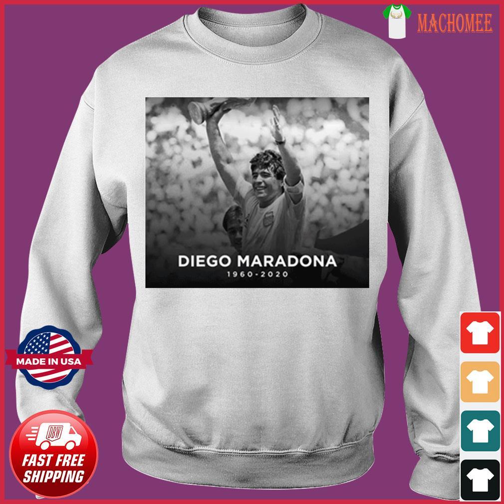 Diego Armando Maradona 1960-2020 Maglietta