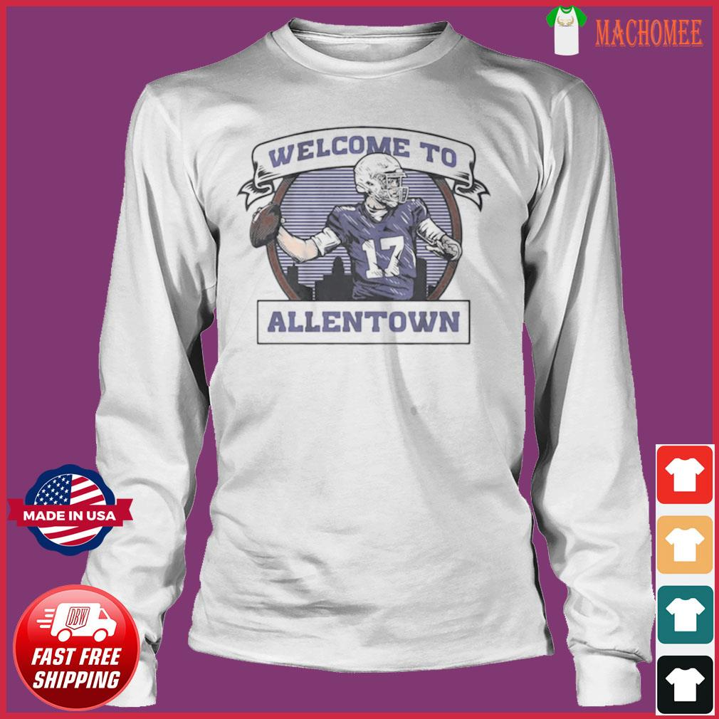 Welcome to Allentown s Long Sleeve